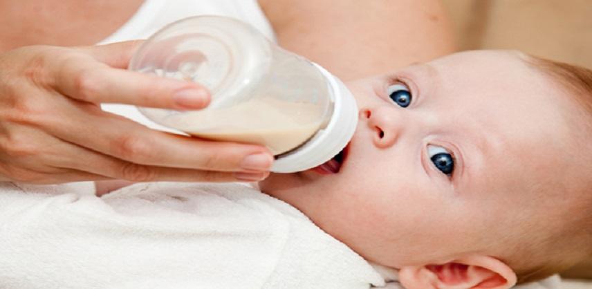 Об обеспечении специализированными продуктами детского питания детей первых шести месяцев жизни