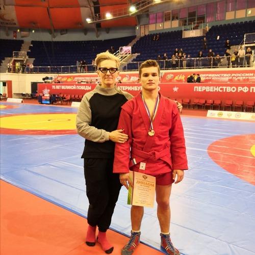 Малик Гаджимурадов – призер Первенства России