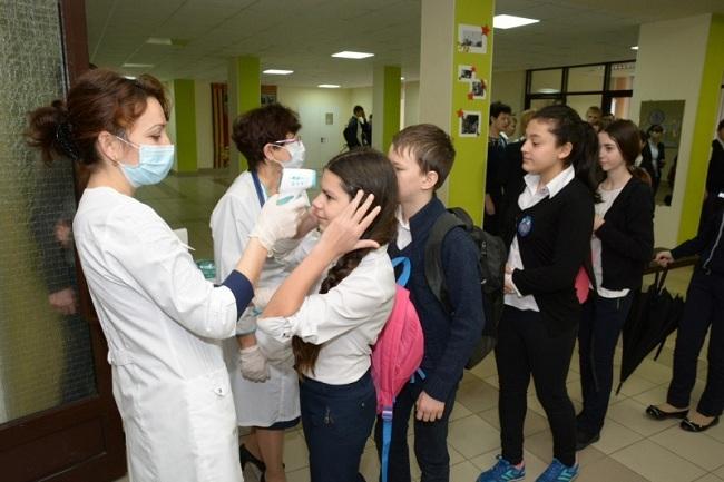 В Краснодарском крае число заболевших гриппом и ОРВИ в 4 раза ниже эпидпорога