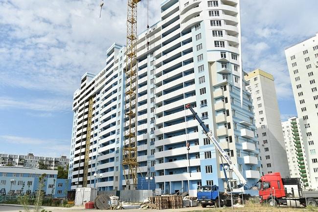 Краснодарский край оказался в тройке лидеров среди регионов страны по объему ввода жилья за 2019 год