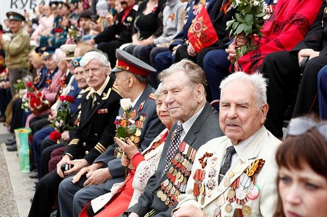 На Кубани в 2020 году ветераны Великой Отечественной войны и узники фашизма стали получать единовременные краевые выплаты