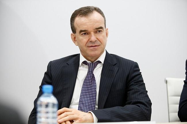 Губернатор Кубани: это закономерно, что край вошел в десятку лучших регионов