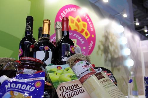 Краснодарский край готов обеспечить необходимые объемы продуктов питания