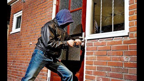 27-летнего местного жителя полицейские задержали за кражу из домовладения