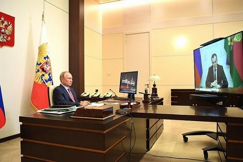 Появилось видео общения Владимира Путина и Вениамина Кондратьева, в котором президент России заявил о поддержке губернатора Краснодарского края