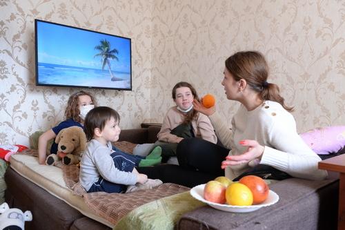 О предоставлении единовременной материальной помощи  многодетным семьям