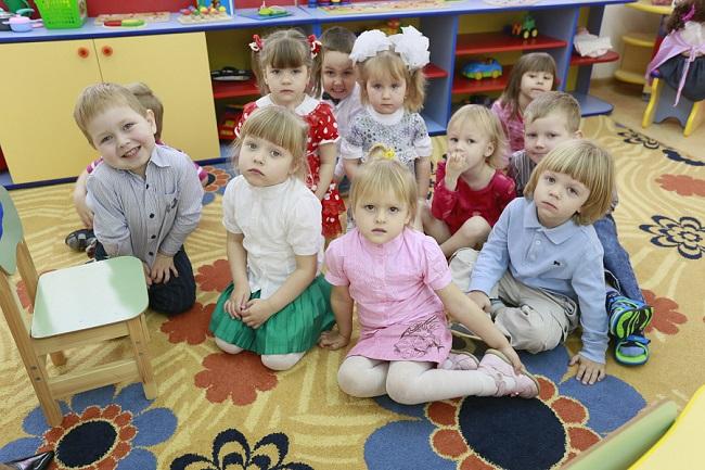В Краснодарском крае стартовал прием документов для зачисления в детсады