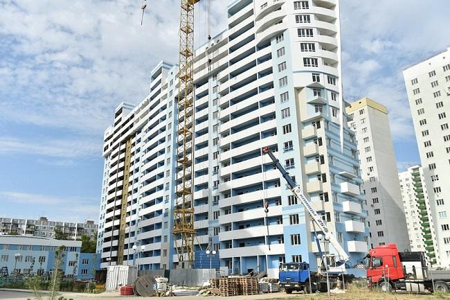 Кубань занимает 3 место среди регионов России по вводу жилья за первое полугодие 2020 года