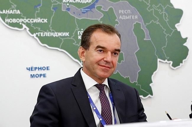 Кондратьев: Краснодарский край выиграл от продэмбарго больше, чем другие субъекты РФ