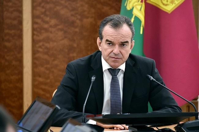 Губернатор Краснодарского края подписал план по восстановлению роста кубанской экономики