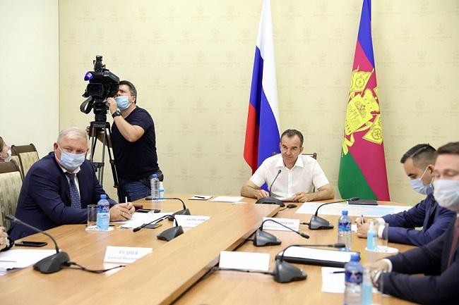 На Кубани в строительство газовой инфраструктуры инвестируют больше 4 миллиардов рублей