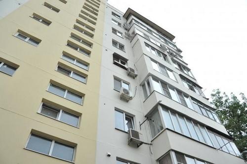 С начала года в регионе капитально отремонтированы 484 многоквартирных дома