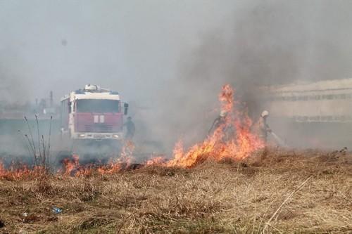 Сохраняется 4 класс  пожароопасности