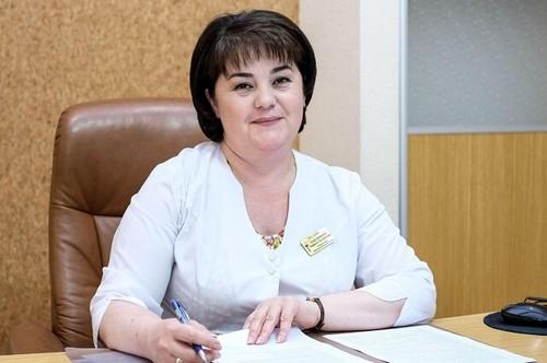 Выборы-2020 Тхакушинова Нафисет Хусейновна Главный врач ГБУЗ «Специализированная клиническая детская инфекционная больница»