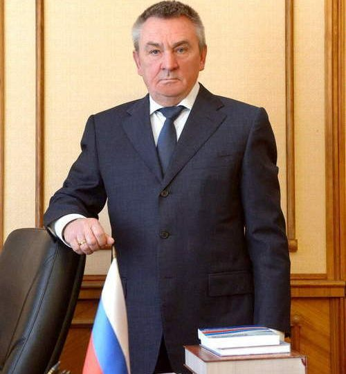 Выборы — 2020 Бекетов В.А. Сенатор СФ ФС РФ от законодательного органа государственной власти Краснодарского края