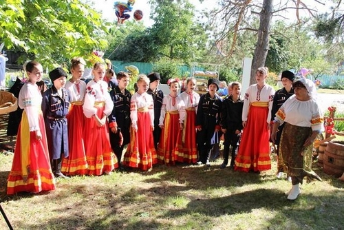 С днём  рождения, село Гришковское!