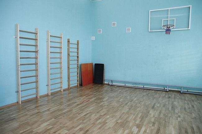 На Кубани за пять лет отремонтировали 219 школьных спортзалов