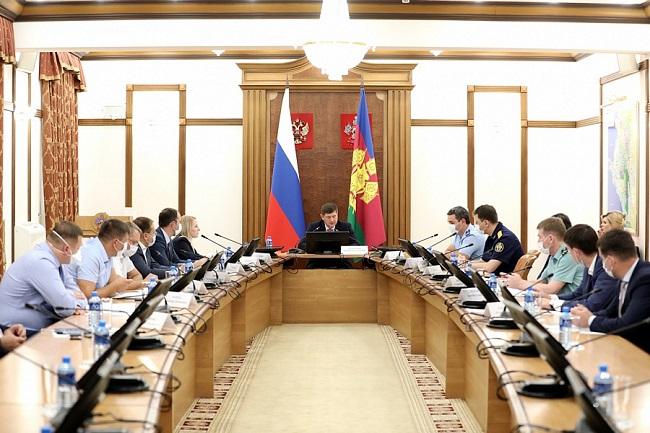 В Краснодарском крае застройщики возводят свыше 280 объектов по эскроу-счетам