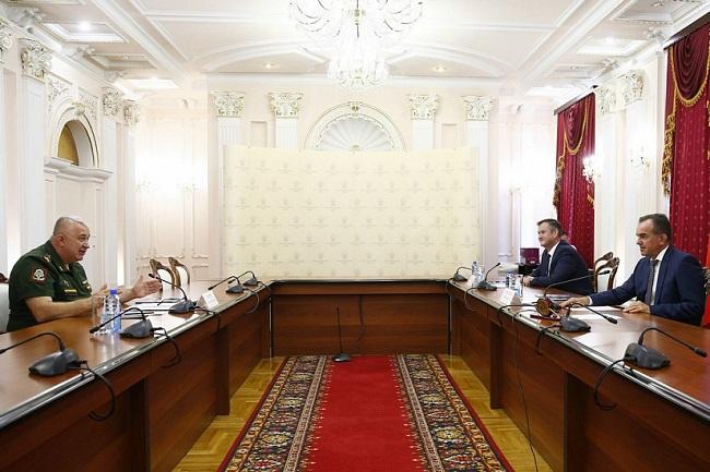 Кондратьев: на Кубани осенний призыв стартует 1 октября
