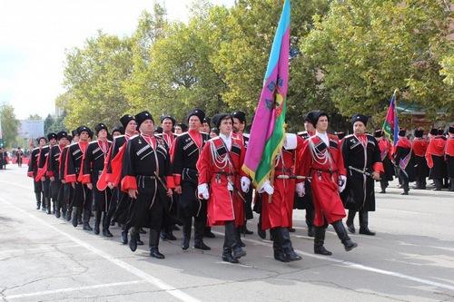 14 октября – День образования  Кубанского казачьего войска  17 октября – День кубанского казачества