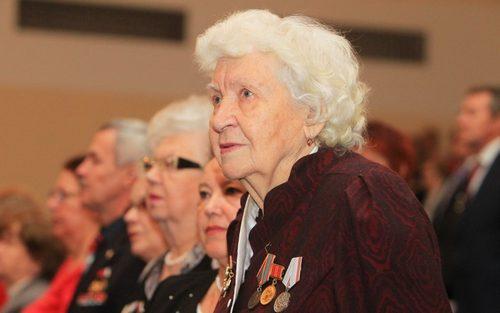 Забота о пожилых – важнейшая задача ветеранской организации
