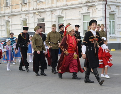 3 октября — День Калининского района и станицы Калининской