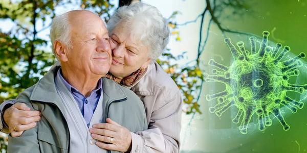 Коронавирус у людей пожилого возраста