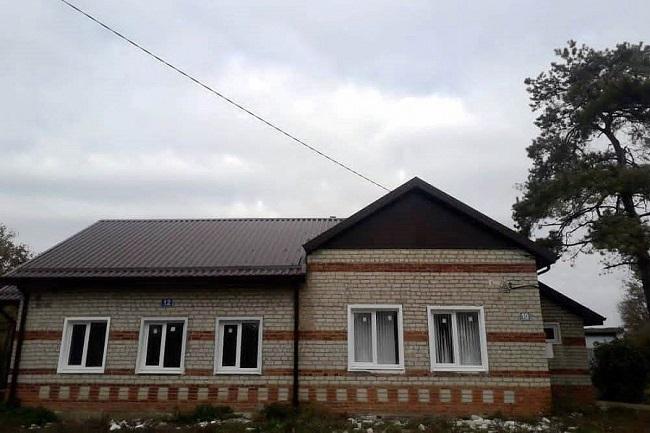 В Калининском районе капитально отремонтировали ветеринарное учреждение