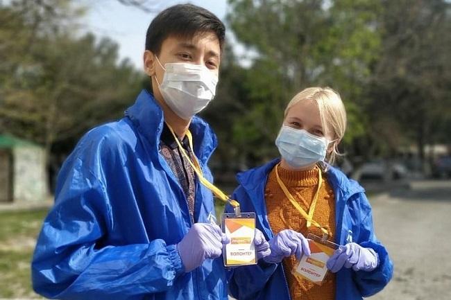 Волонтеры Краснодарского края в рамках акции #МыВместе возобновили адресную помощь