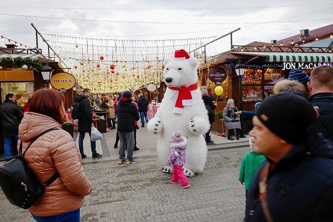На Кубани новогодние ярмарки будут работать с соблюдением антиковидных мер