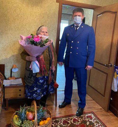 На Кубани вдова ветерана ВОВ получила квартиру благодаря прокуратуре