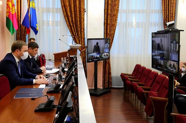 Муниципалитетам Кубани предоставят единую инструкцию по выдаче разрешений на возведение многоэтажек