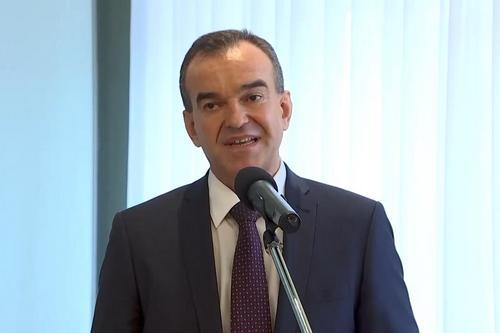 Губернатор Кубани о работе СМИ