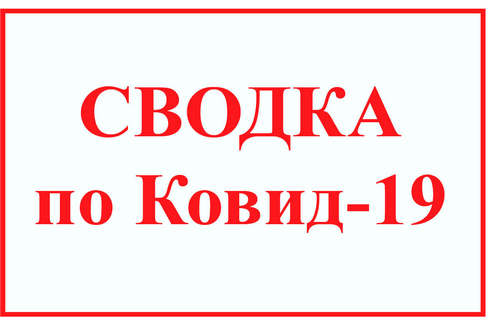 СВОДКА по Ковид-19