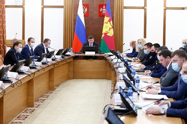 В Краснодарском крае в 2021 году в планах восстановить права более 30 тыс. обманутых дольщиков