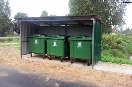 Новые контейнеры и раздельный сбор помогут сделать район чище