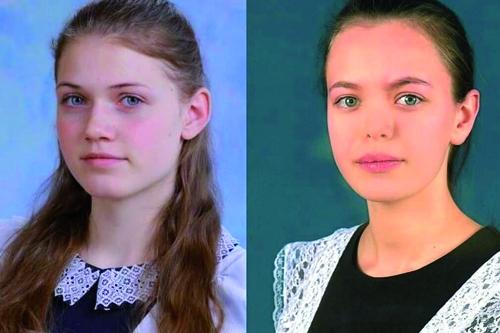 Валерия Васецкая и Юлия Панченко — призёры