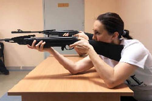 По сдаче норм ГТО прошли мероприятия в Калининской