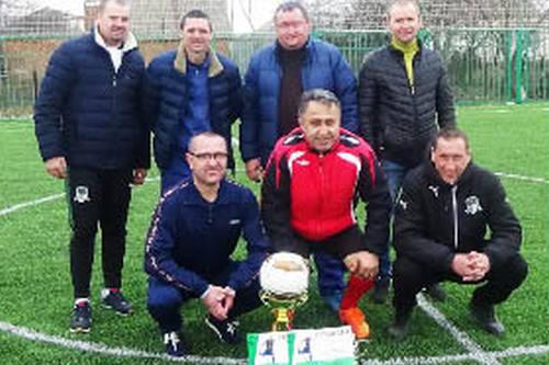 Три турнира по футболу прошло в Калининском районе