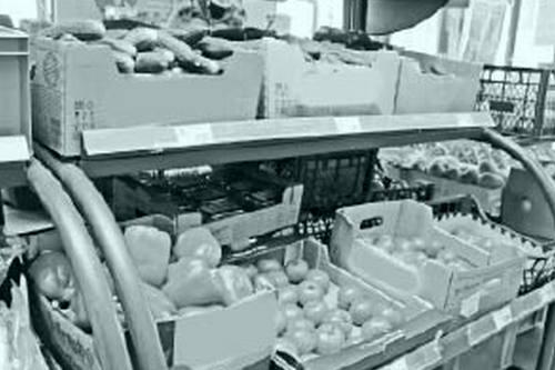 Авитаминоз. Врачи советуют больше употреблять в пищу овощей и фруктов