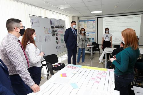 В Краснодарском крае с начала года более 100 специалистов обучили бережливым технологиям