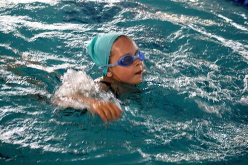 Целое море счастья для «дельфинят»