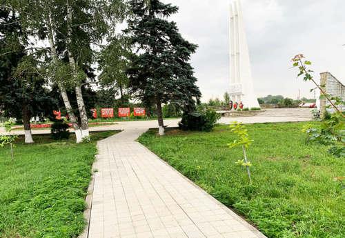 Открывает «двери»  нашего района Бойкопонурское сельское поселение