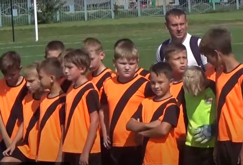 Его величество Футбол — от юных до ветеранов!