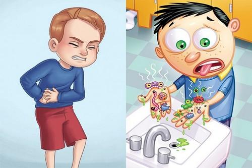 Причины и пути распространения инфекции