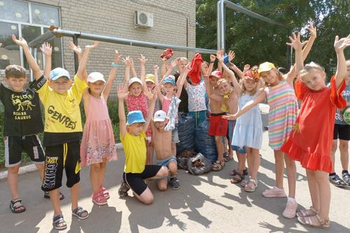 Лагерь детского счастья: каникулы лучшее время в году