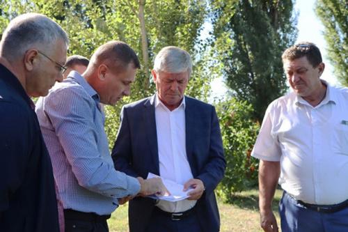 В Рогачевском готовят группы детского сада