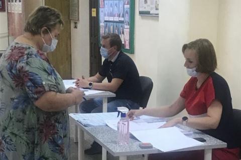 По сообщению избиркома Кубани, 19 сентября 2021 года общая активность избирателей по краю на 12:00 составляет 49,29%