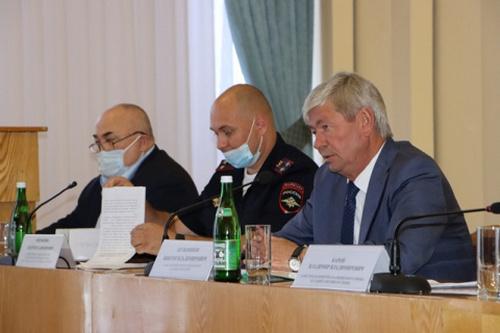 Калининский район готовится к выборам