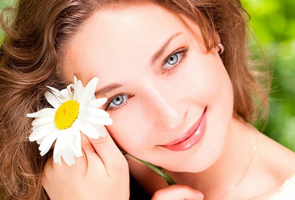 Красота женщины в ее здоровье